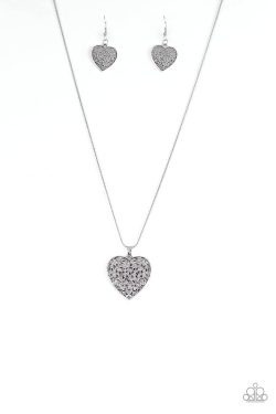 """Look Into Your Heart"" Necklace"