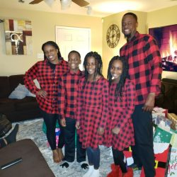 Matching Holiday Pajamas