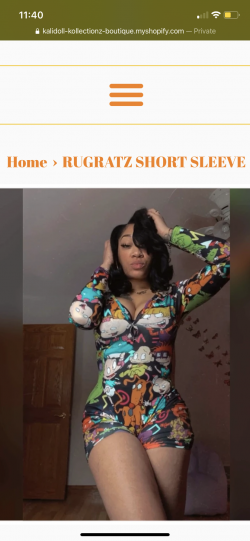 One of many onesies sold by KaliDoll Kollectionz check it out https://kalidoll-kollectionz-bouti ...