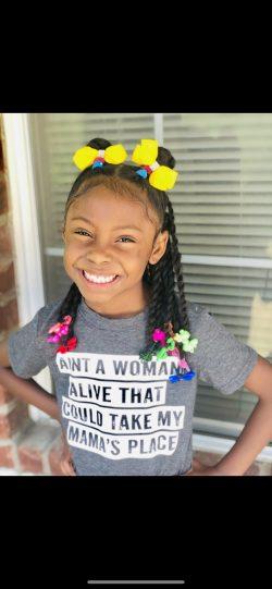 IG: hernameboo Black girls hairstyles