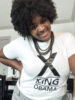 Obama King Shirt