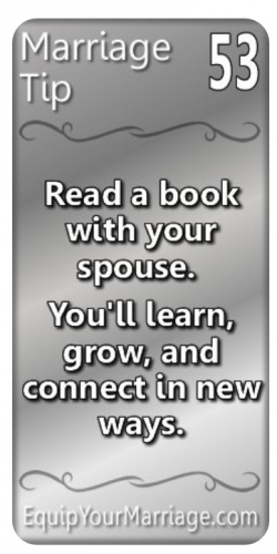 Marriage Tip #53