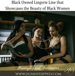 Black Women deserve Quality Lingerie!