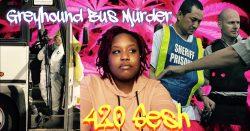 Greyhound Bus Murder
