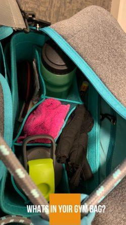Gym Bag Insert
