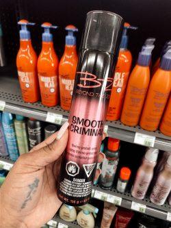 Smell Good Flat Iron Hair Spray