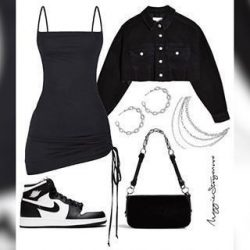 Outfit Inspiration 🖤