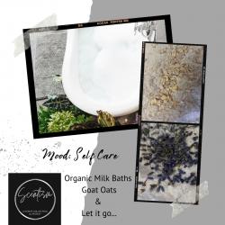 Organic Milk Bath Soak
