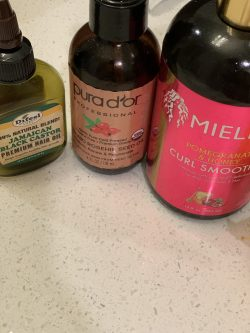 Some of my favorite hair products…,