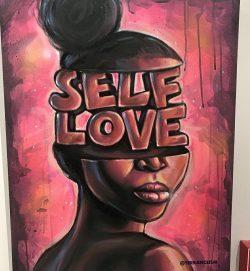 Black self love is beautiful!❤️