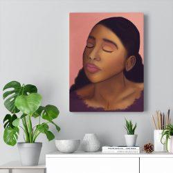 Tiana Canvas Print