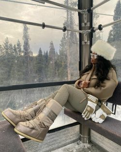 luxury winter