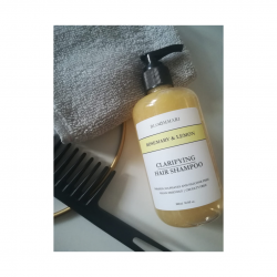 Non toxic Clarifying Shampoo For Natural Oily Scalps