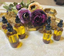Sapphire Rose Hair Growth Oil