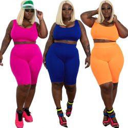 Cute Plus size athletic wear
