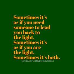 It's ok if it's both. #inspiration #motivation #declaration #quotes #awakeawarealignedabundant # ...