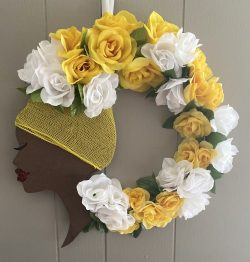 Flower Diva Wreath