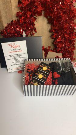 Custom Valentine's Day Box