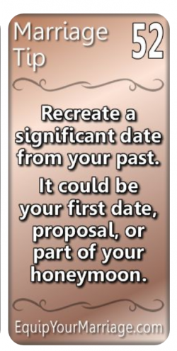 Marriage Tip #52