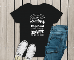 Shop/Vend with Got2bcre8tv Marketplace: Be the kind of Black Woman…t-shirt