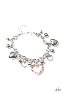 """Beautifully Big-Hearted"" Bracelet"
