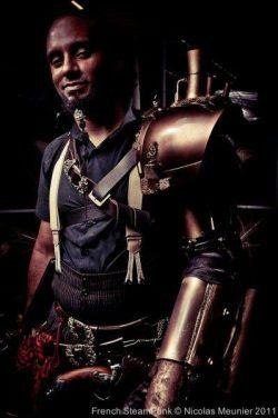 Steam punk Arm