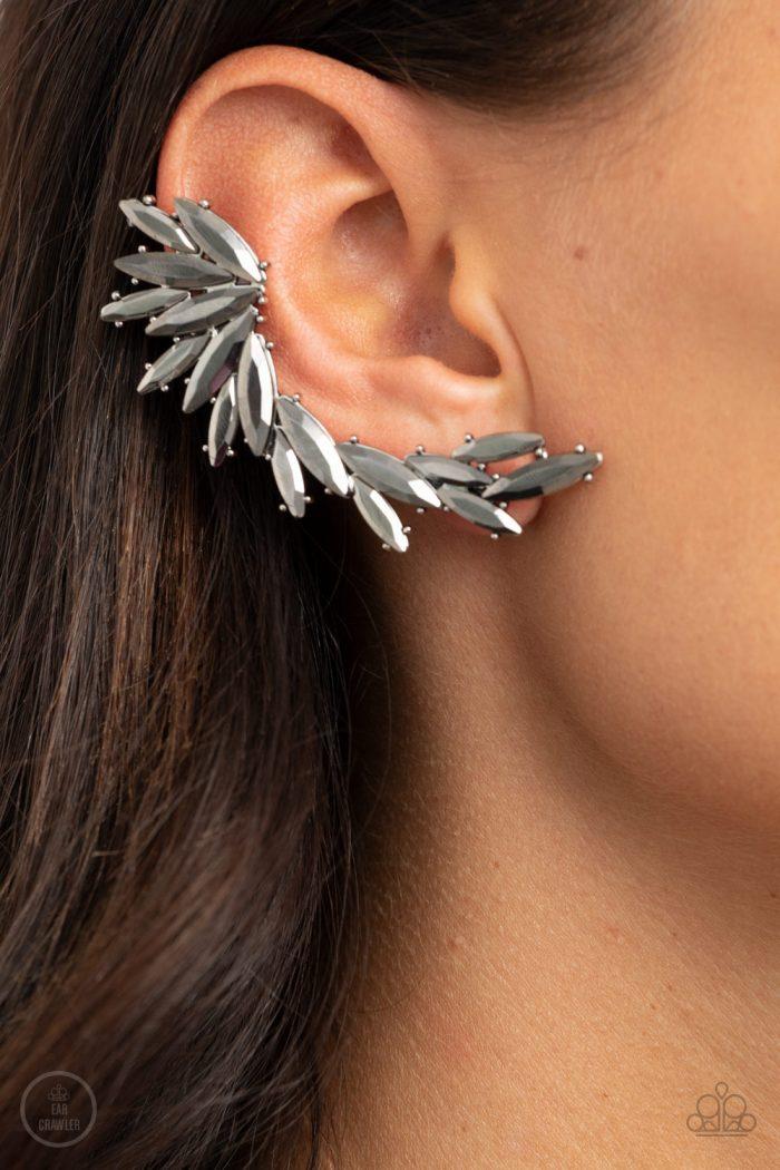 """Because ICE Said So"" Earrings"