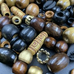 Toasty Hair Bead Collection