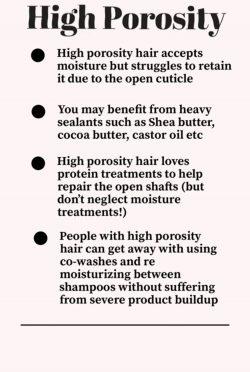High Porosity Tips