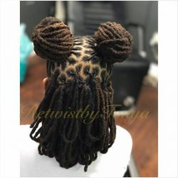 Locs Twisted And Done