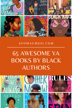 BOOK LISTS · JANUARY 10, 2021 65 Black Young Adult Novels to Add to Your TBR
