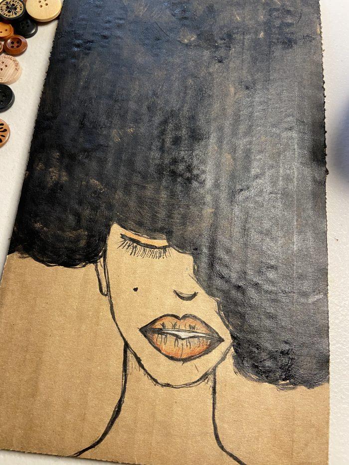 Upcycled BlackGirlMagic