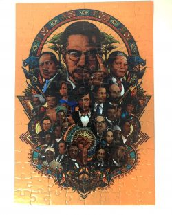 Black History Collage Puzzle