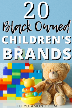 Black-Owned Children's Toys and Brands