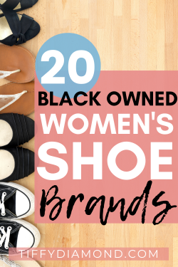 Black-Owned Women's Shoes