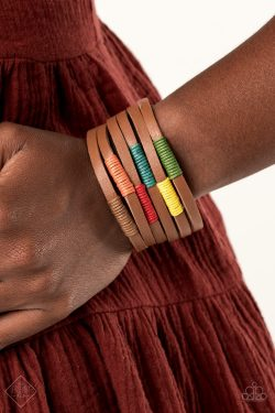"""Country Colors"" Bracelet"