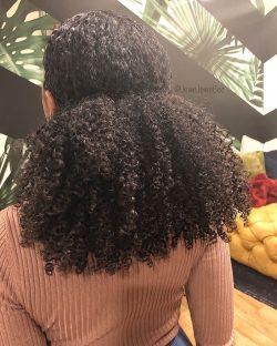 Natural Hair 🥰