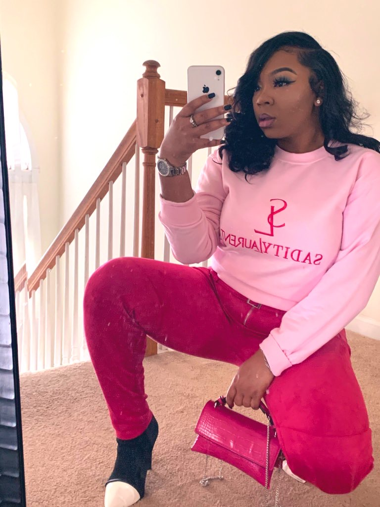 Pretty in Pink 💕