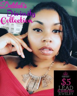 Paparazzi Jewelry Delilah's Divinity Collection