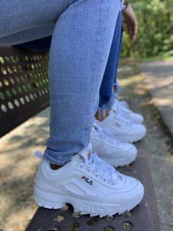 Shoes Kicks Fila Sneakers