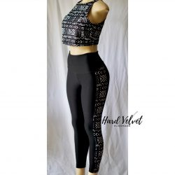 Culture Crop Top & Performance Leggings