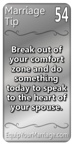 Marriage Tip #54