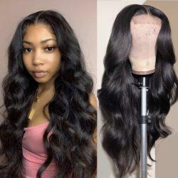 Closure Lace Wig (Arabella Hair)