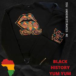 Black history YumYum