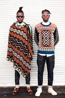 African print fashion