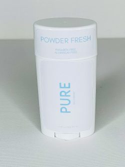 Pure Deodorant Stick x The Pretty Glow Effect