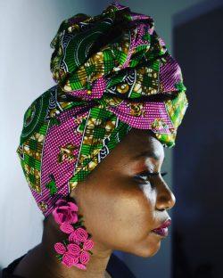 Nai Royalty Head wrap