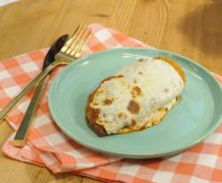 Sunny's Easy Chicken Parmesan
