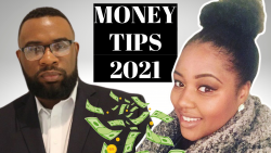 EASY Beginner MONEY TIPS in 2021 COLLAB w/ David Mitchell Jr