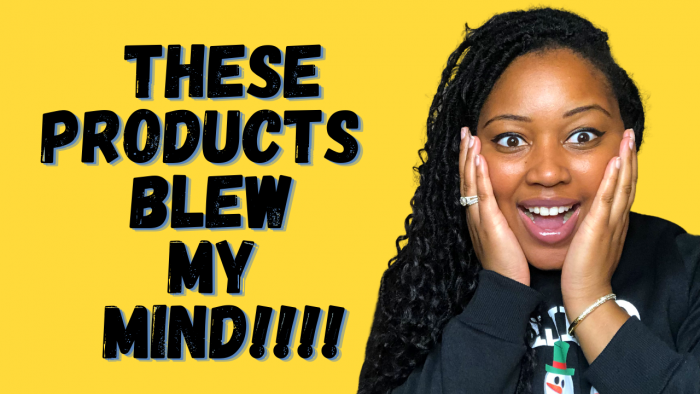 HERE ARE MY TOP 10 NATURAL HAIR PRODUCTS of 2020! | Type 4 Natural Hair
